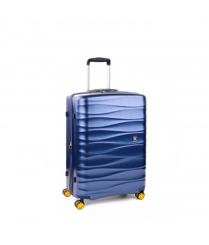 STELLAR MEDIUM TROLLEY 64 CM WITH EXPANDABLE SYSTEM