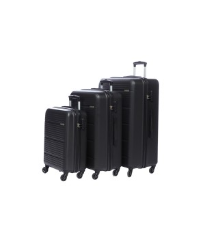 MODO by Roncato JUMP LUGGAGE SET 3 BLACK