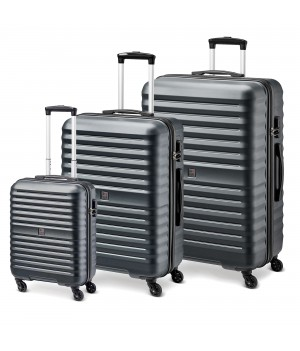 MODO by Roncato VENUS SETS DE 3 VALISES GRAPHITE