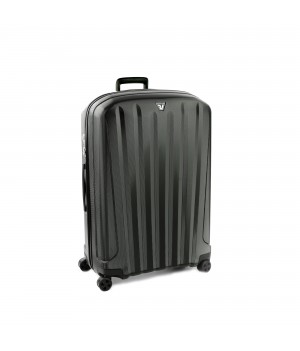 RONCATO UNICA LARGE TROLLEY 80 CM BLACK BLACK