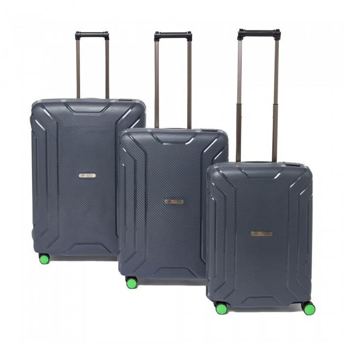 MODO by Roncato ROCKET LUGGAGE SET 3 ANTHRACITE