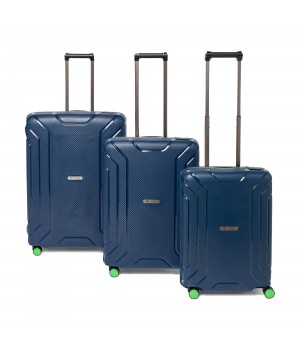 MODO by Roncato ROCKET SETS DE 3 VALISES BLEU