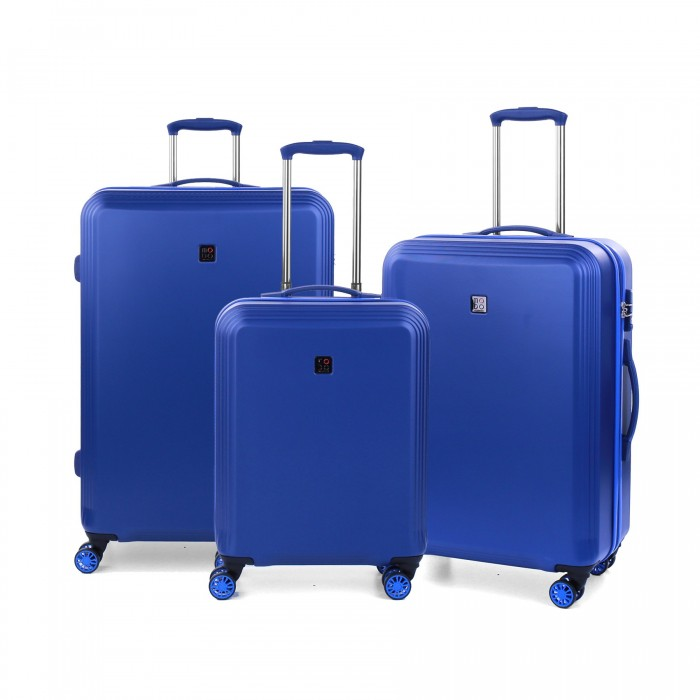MODO by Roncato SUNNY LUGGAGE SET 3 BLUE
