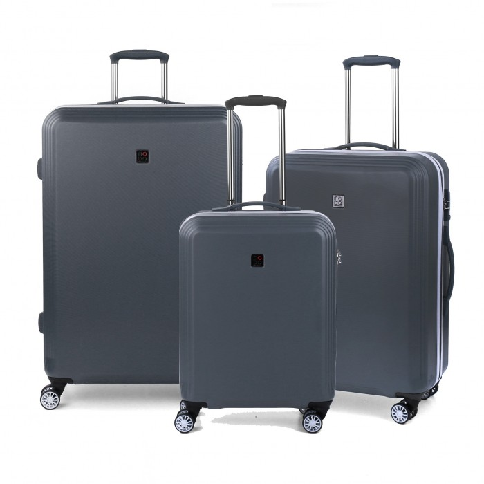 MODO by Roncato SUNNY LUGGAGE SET 3 ANTHRACITE