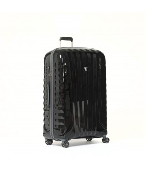 RONCATO UNO BRIGHT TROLLEY GRANDE NERO