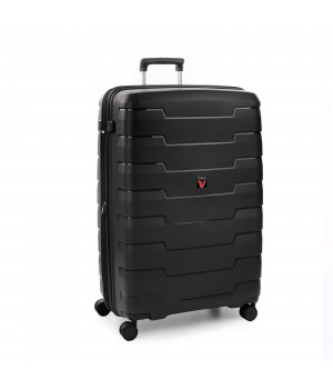 RONCATO SKYLINE LARGE SPINNER EXPANDABLE 79 CM BLACK