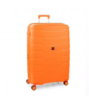 RONCATO SKYLINE LARGE SPINNER EXPANDABLE 79 CM ORANGE