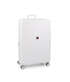RONCATO SKYLINE LARGE SPINNER EXPANDABLE 79 CM COCONUT