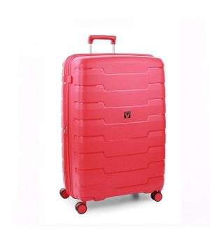 RONCATO SKYLINE LARGE SPINNER EXPANDABLE 79 CM RED