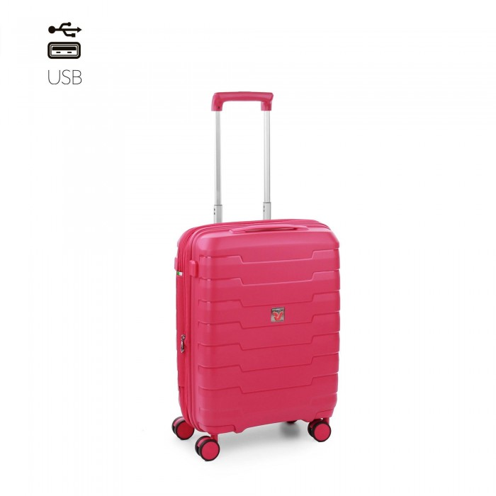 RONCATO SKYLINE Carry-On Trolley erweiterbar 55 cm