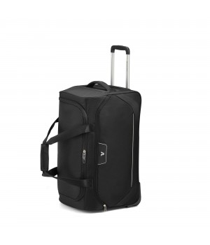 RONCATO JOY DUFFLE TROLLEY 60 L BLACK