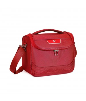 RONCATO JOY BEAUTY CASE ROSSO