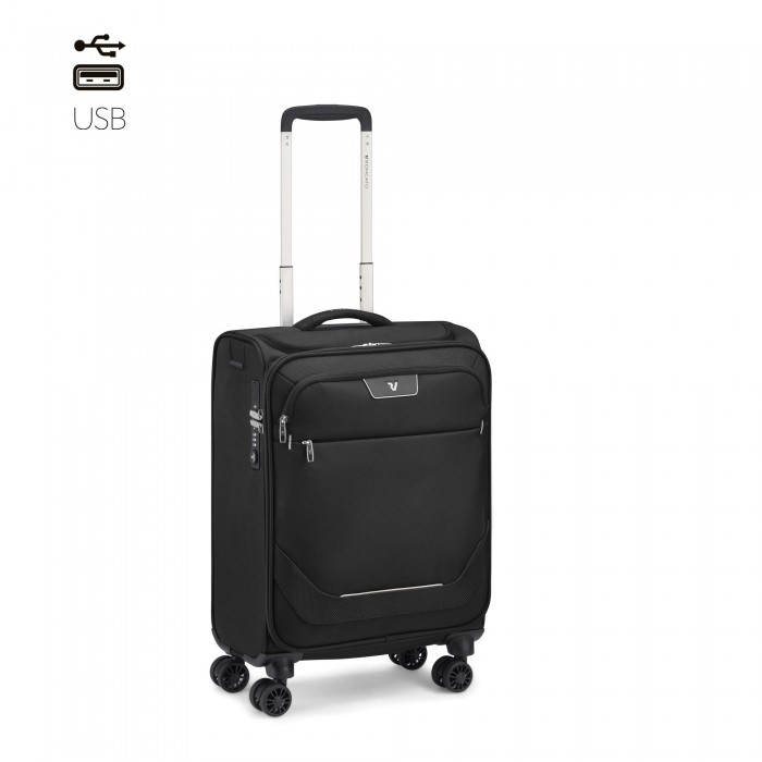 RONCATO JOY TROLLEY CABINA NERO