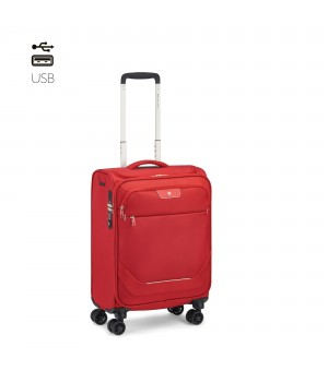 RONCATO JOY Carry-On Spinner 55 x 40 x 20 mit USB