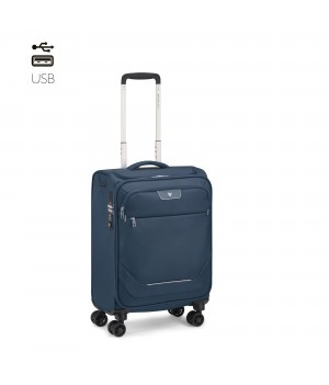 JOY CABIN TROLLEY 55 x 40 x 20 WITH EXTERNAL USB PORT
