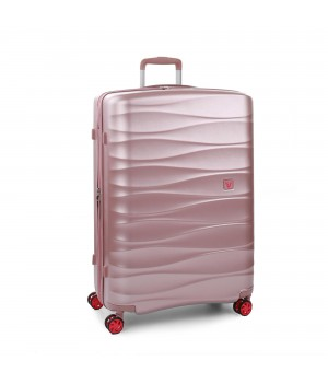 RONCATO STELLAR LARGE SPINNER EXPANDABLE 76 CM PINK