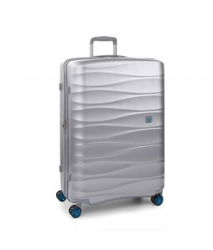 RONCATO STELLAR LARGE SPINNER EXPANDABLE 76 CM SILVER