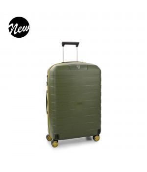 RONCATO BOX YOUNG TROLLEY MEDIO KIWI