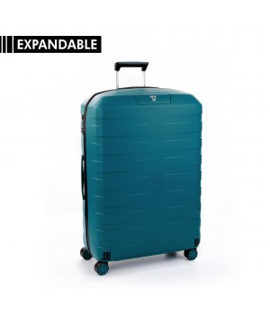 RONCATO BOX 4.0 TROLLEY GRANDE BLU DENIM
