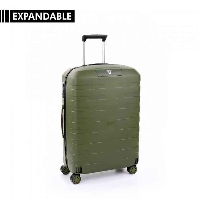 RONCATO BOX 4.0 TROLLEY MEDIO MILITARE