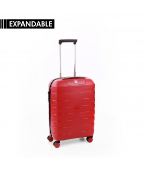RONCATO BOX 4.0 Carry-On Spinner 55 x 40 x 20 CM erweiterbar