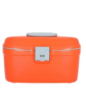 RONCATO LIGHT BEAUTY CASE ARANCIONE