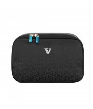 RONCATO CROSSLITE BEAUTY CASE NERO