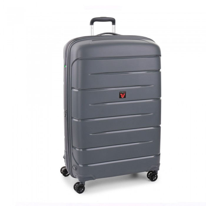 RONCATO FLIGHT DLX TROLLEY GRANDE ESPANDIBILE 79 CM ANTRACITE