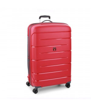 RONCATO FLIGHT DLX TROLLEY GRANDE ESPANDIBILE 79 CM ROSSO SCURO