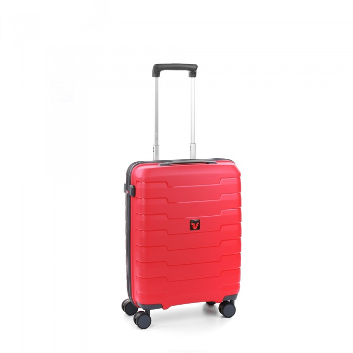 RONCATO SKYLINE TROLLEY CABINA ROSSO