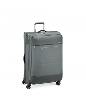 RONCATO SIDETRACK LARGE TROLLEY EXPANDABLE 75 CM WITH TSA ANTHRACITE
