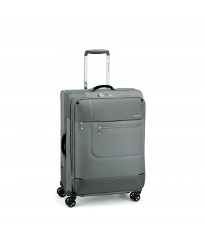 RONCATO SIDETRACK MEDIUM TROLLEY EXPANDABLE 63 CM WITH TSA ANTHRACITE