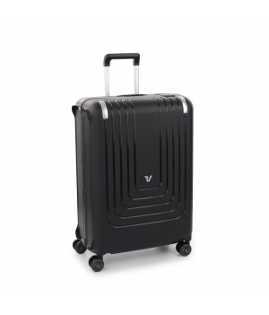 RONCATO NEXUS TROLLEY MEDIO 68 CM NERO