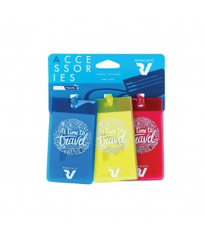 SMART TRAVEL NAMETAG FAMILY PACK
