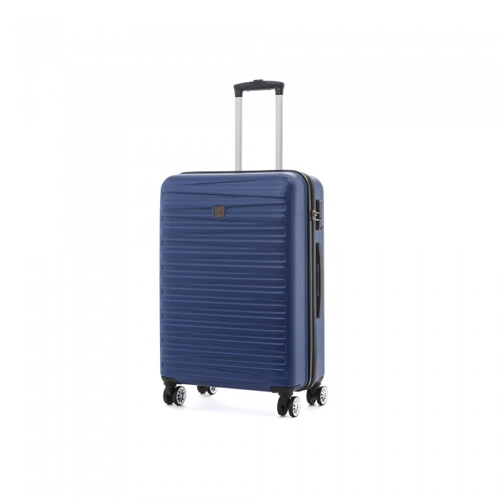 MODO by Roncato HOUSTON MEDIUM SPINNER 67 CM BLUE