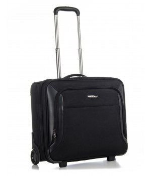 RONCATO BIZ 2.0 BUSINESS TROLLEY PC 17' BLACK