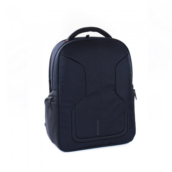 RONCATO SURFACE BACKPACK WITH 14' LAPTOP HOLDER DARK BLUE