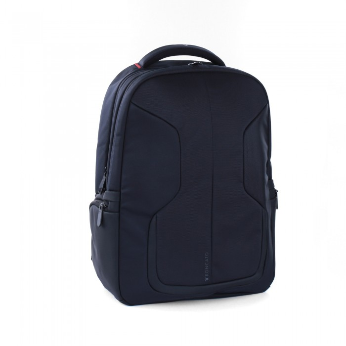 RONCATO SURFACE BACKPACK WITH 15.6' LAPTOP HOLDER DARK BLUE