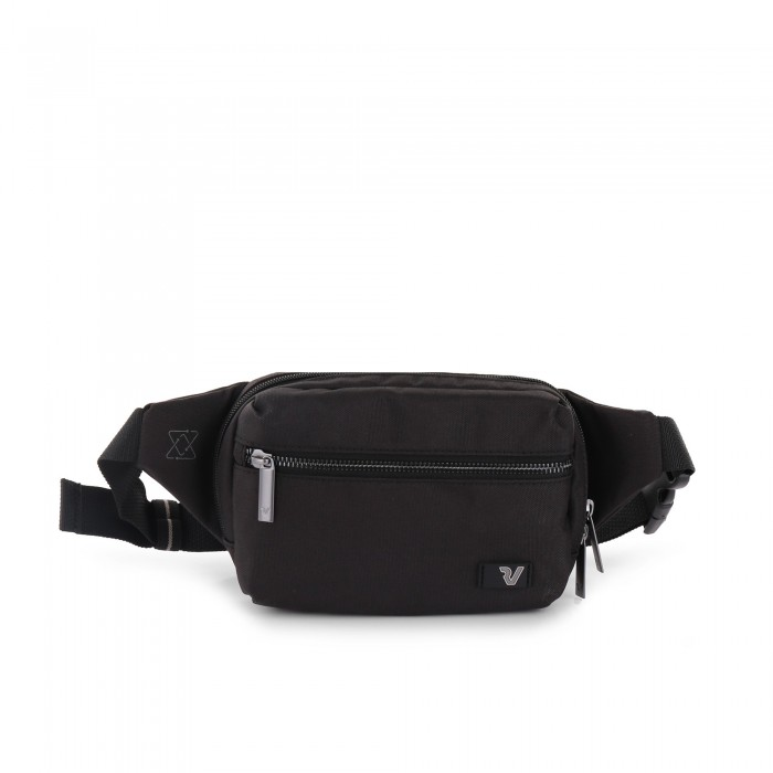 RONCATO BROOKLYN REVIVE MARSUPIO PICCOLO NERO