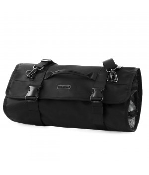 RONCATO START ROLL-UP MULTI ORGANIZER BLACK