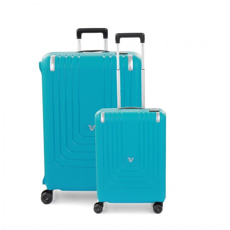 RONCATO NEXUS koffersets ( 77 CM + 55 CM) SKY