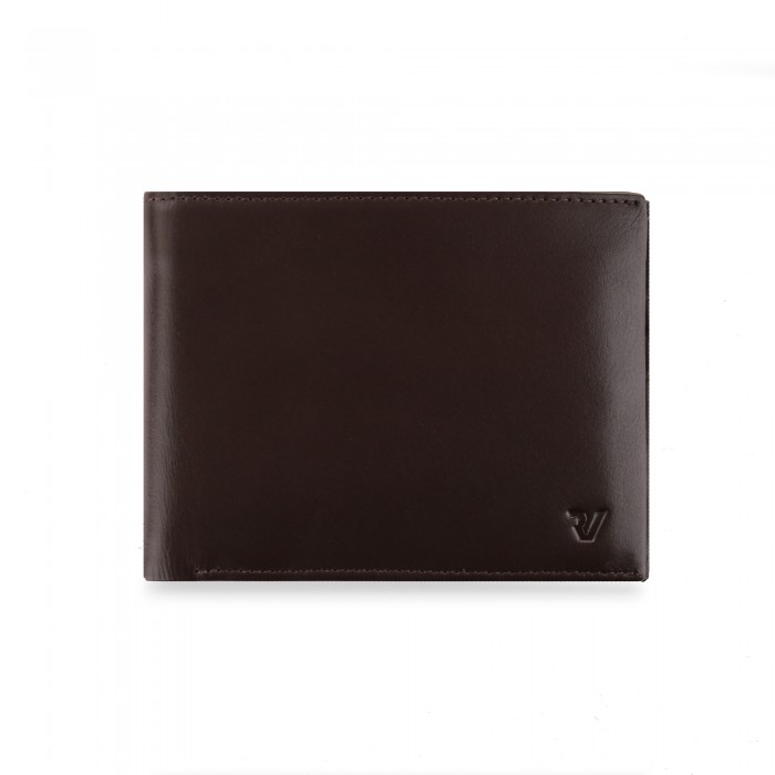 RONCATO PASCAL WALLET BROWN