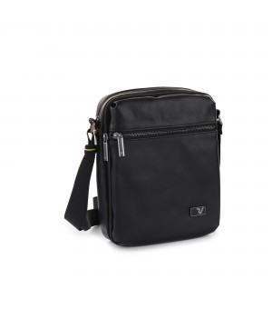 BROOKLYN SHOULDER BAG WITH 2 COMPARTMENT