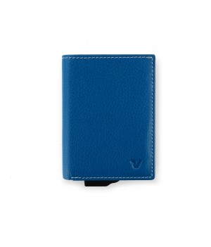 IRON 4.0 BOOK CREDIT CARD HOLDER WITH CASH POCKET