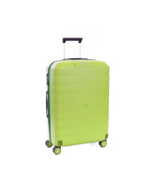 RONCATO BOX 2.0 TROLLEY MEDIO VERDE LIME